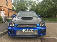 Subaru WRX 357BHP BRAND NEW GEARBOX AND CLUTCH