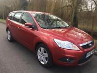 FORD FOCUS 1.6 STYLE 100 ESTATE CAR FULL MOT FULL SERVICE HISTORY IMMACULATE FIRST TO SEE WILL BUY
