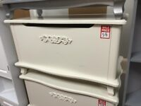 cream storage box