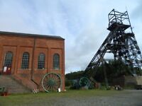 ghost hunt with d.s.ghost hunts @ Astley Green Colliery Museum