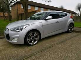 "2013 Hyundai Veloster 1.6 Automatic ""Free 1 Year's Free Road Tax """