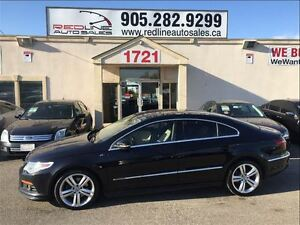 2011 Volkswagen PASSAT CC Highline, R Line, Sunroof, Leather, WE