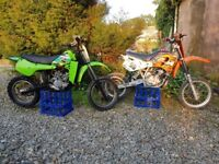 Kx 60 and ktm 65 not 80 85
