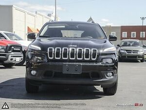 2015 Jeep Cherokee NORTH | HANDS FREE | KEYLESS IGNITION | Cambridge Kitchener Area image 2