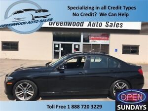 2014 BMW 320I xDrive! SPORT!! PRICED TO MOVE!