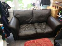 2 sofas both 2 seaters