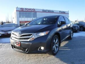 2016 Toyota Venza V6 TOYOTA CERTIFIED PRE OWNED