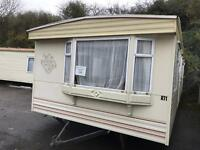 Static Caravan Atlas Diamond Super 2000 Model Free Transport Anywhere In The UK
