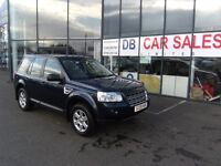 2009 09 LAND ROVER FREELANDER 2.2 TD4 GS 5D 159 BHP***GUARANTEED FINANCE***PART EX WELCOME***