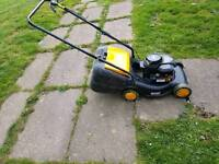Petrol grass cutter pick up in east ayrshire