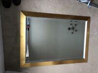 Good framed mirror £20