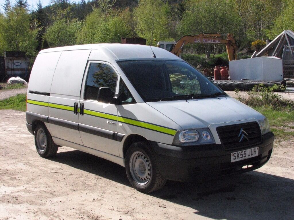 Citroen dispatch 2005 2.0hdi