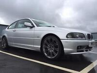 BMW E46 3 Series - Will need towing