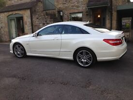 MERCEDES E CLASS 250 AMG 7GEAR AUTO WITH PADDLE CHANGE