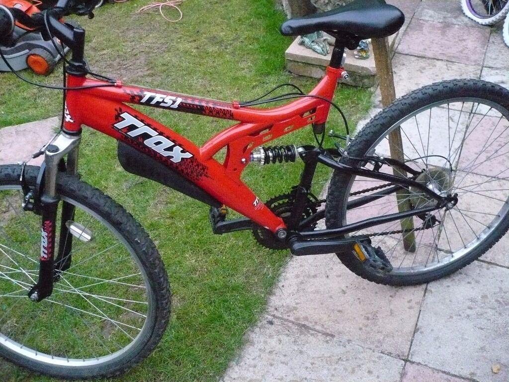 Tfsi Trax Bike In Castle Bromwich West Midlands Gumtree