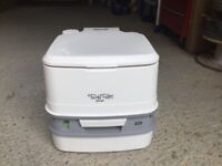 Porta Potti Qube 335 Excellent condition and has never been used
