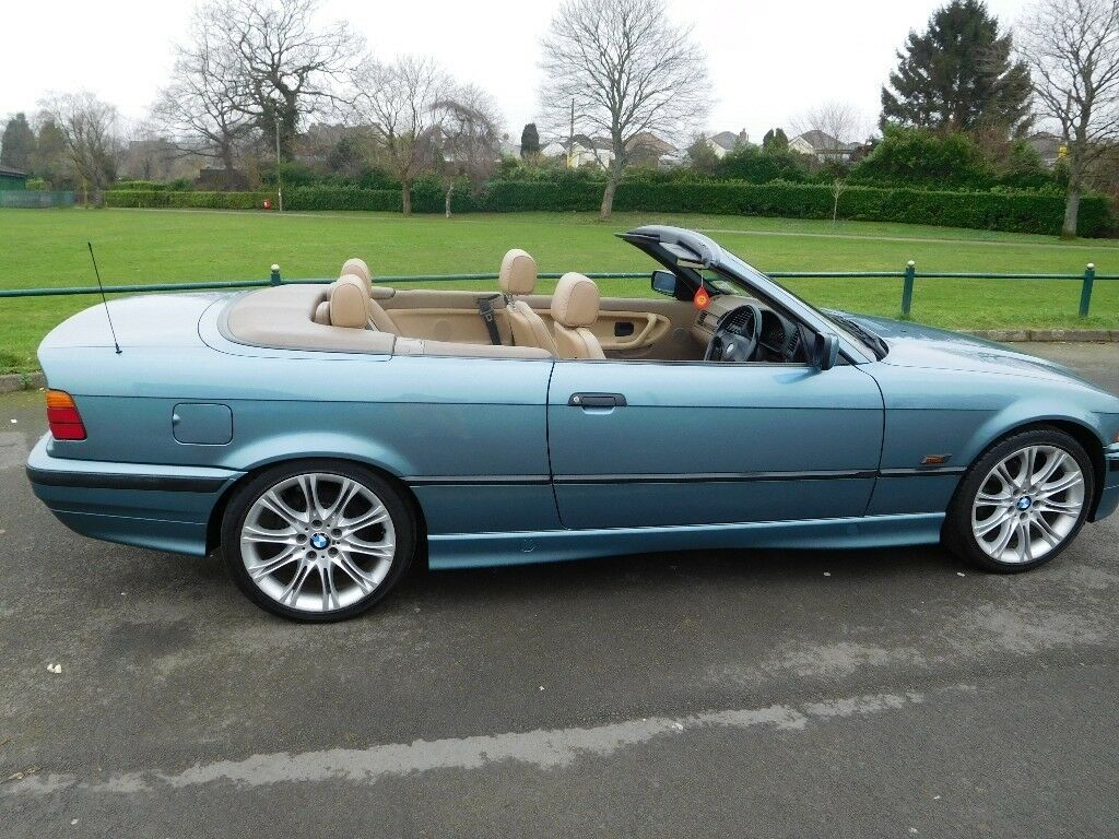 for sale bmw e36 318i convertible in pontllanfraith caerphilly gumtree. Black Bedroom Furniture Sets. Home Design Ideas