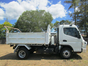 Mitsubishi Canter 715 High Side Tipper Tipper Glanmire Gympie Area Preview