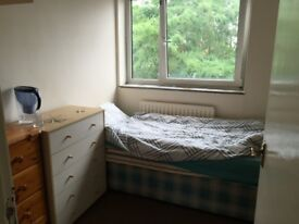 AVAILABLE NOW..GOOD SIZE SINGLE ROOM ...£110 pw (bills inc)