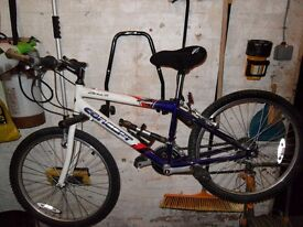 "Bicycle 28"" Bargain - Concept MTB Shima gears & bike storage rack"
