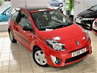 VERY LOW MILES 2008 RENAULT TWINGO 1.2 DYNAMIQUE + £30 TAX + PAN ROOF + FREE DELIVERY TO YOUR DOOR