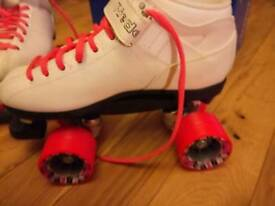 Roller skates as new size UK 6