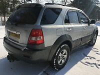 2004 53 KIA SORENTO 2.5 CRDI XS 5 DR 4X4 ESTATE LEATHER BARGAIN PRICE