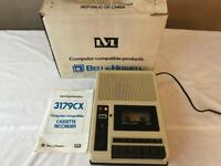Bell & Howell 3179CX Computer Compatible Cassette Recorder