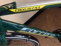 Carrera crixus cx 2 xl tri cross bike