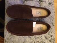 Genuine men's ugg slippers