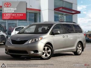 2014 Toyota Sienna 7 Passenger LE package