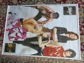 THE DARKNESS MUSIC POSTER