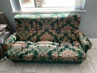 3x 3 seater settees