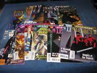Star Wars Magazines x 20