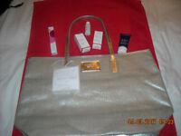 Silver hand bag Michael Kors