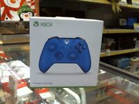 XBOX ONE OFFICIAL CONTROLLER BLUE