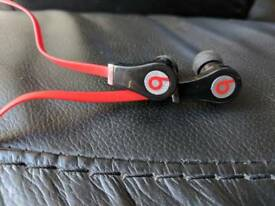 Beats by Dre Monster Wired Headphones