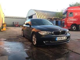 2008 BMW 118d. 130k, Very clean for age/miles.