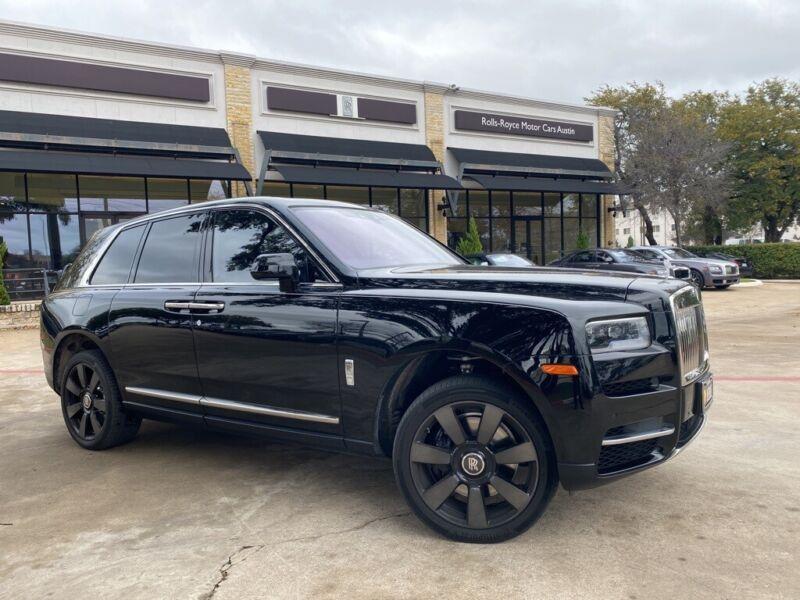 Image 1 Coche Americano usado Rolls-Royce Cullinan 2019