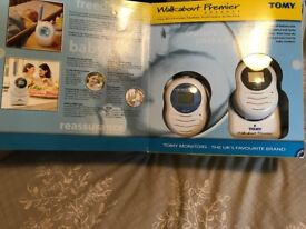 Tomy walkabout portable baby monitors