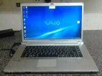 Sony Vaio , laptop , good condition / gaming