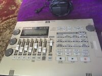 Boss BR 600 recorder with psu and manual