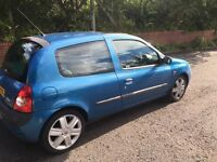 Diesel Renault Clio For Sale