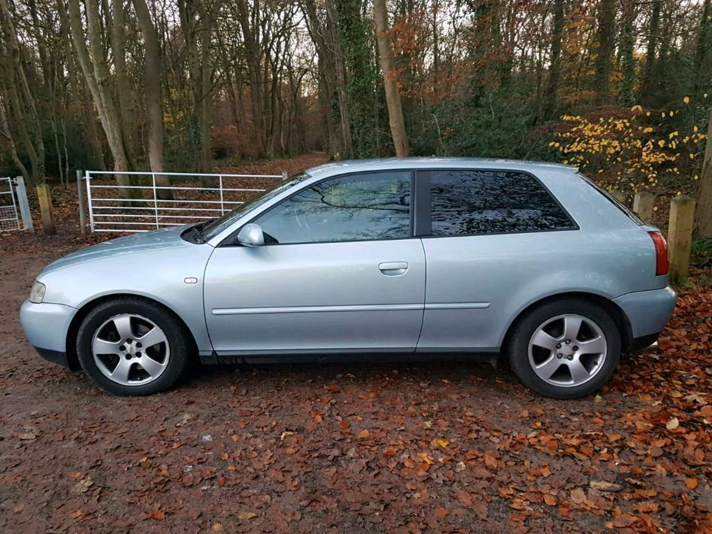 audi a3 2002 1 9 tdi sport 130 mot leather recaro ac aniversary model in stoke on trent. Black Bedroom Furniture Sets. Home Design Ideas