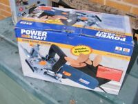 Electric Biscuit Jointer Never been used.