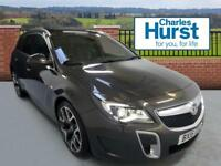 Vauxhall Insignia VXR SUPERSPORT (grey) 2016-05-19