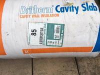 Dritherm cavity wall slab