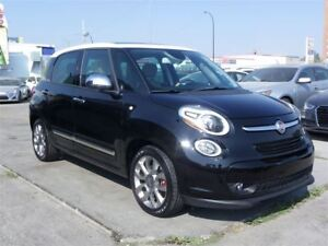 2014 Fiat 500L Lounge|GPS|BACK.UP CAM|LEATHER|PANO-ROOF