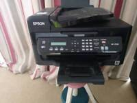 Epson wireless Printer and scanner