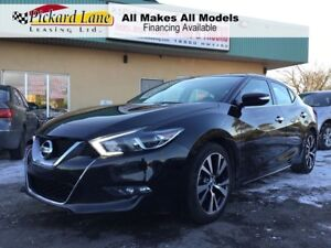 2016 Nissan Maxima SV NO PAYMENTS FOR 6 MONTHS! TAKE  ADVANTAGE!